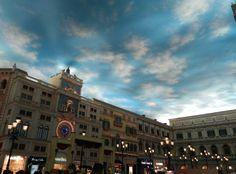 Venetian. 💜