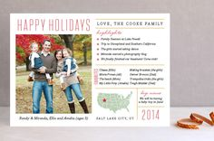 Custom photo cards - Cute Christmas Cards | This Beautiful Day