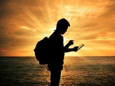 . Good Morning, Sunrises, Photography, Silhouette, Bom Dia, Breaking Dawn, Buen Dia, Bonjour, Photograph