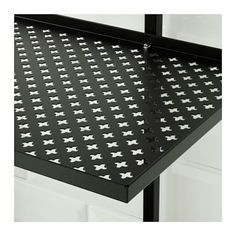 Superb IKEA FALSTERBO Wall shelf cm The shelves have a ledge to prevent whatever you place on it from sliding off