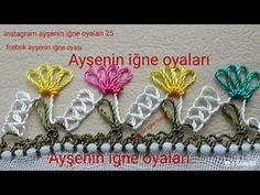New very nice needle lace model narrated making - Дизайн дома Needle Tatting, Needle Lace, Needle And Thread, Types Of Lace, Hairpin Lace, Lace Making, Knitted Shawls, Baby Knitting Patterns, Knitting Socks