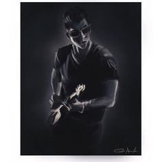 julian_alexander_art/2016/09/24 10:24:09/Fun little Alex Turner speed painting. Really just trying to stay loose and take a more impressionist approach. I challenged myself to use only a hard brush and an airbrush, no zoom and and no color selector. I spent collectively about 90 minutes. Great exercise for digital painting. #art #artstageam #instaart #drawing #illustration #digital #arcticmonkeys #alexturner #music #rockandroll #graphic #graphicdesign #photoshop #cartoon #animation…
