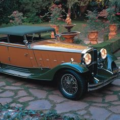1932 Maybach  Zeppelin DS 8/Convertible Sedan at The Nethercutt Museum Sylmar, CA #Kids #Events
