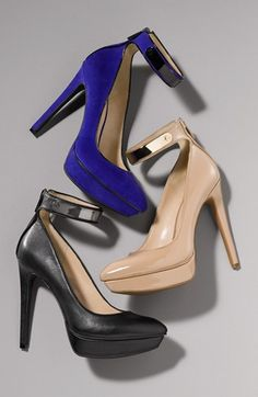 Jessica Simpson Ankle Strap Pointy Toe Pump   Nordstrom