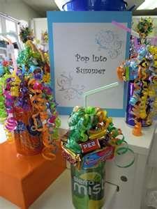 Soda Can Candy Bouquet    http://abbgirl.blogspot.com/2012/03/soda-can-candy-bouquet.html?m=1