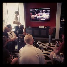 #ReevesTampa 24 Hours of LeMans Party 6.22.13