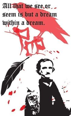 #TheFollowing - All that we see or seem is but a dream within a dream #Poe ~j