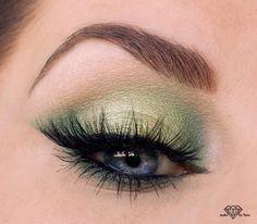 greeneyemakeup-glamour