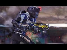 Call of Duty Advanced Warfare  Angel Se Va Enejodo Como Siempre
