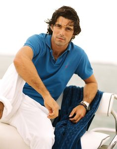 Don't call my name, don't call my name, Alejandro! Well, ok, maybe you can text me. (Mr. Nacho Figueras, pride of Argentina futbol and the POLO guy).