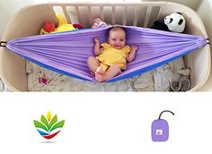 Hammock Bliss - Sky Baby - Hammock - The Idea Solution For Putting Baby To Sleep - In The Crib Or On The Go - Nap In Bliss Hammock Bliss http://www.amazon.com/dp/B00MYH8APY/ref=cm_sw_r_pi_dp_xcY3vb0ZEE2QP
