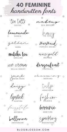 Font Styles Handwriting, Handwriting Tattoos, Pretty Handwriting, Tattoo Writing Fonts, Tattoo Script, Tattoo Name Fonts, Tattoo Quotes, Handwritten Script Font, Calligraphy Tattoo Fonts