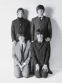 Le foto inedite dei Beatles. I Fab Four raccontati in un nuovo libro di Robert Whitaker (via @HuffPostItalia on Twitter) #Beatles