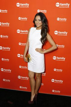 Pretty Little Liars | Photos | On The Red Carpet With Shay Mitchell