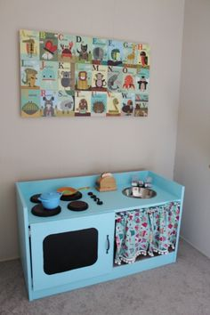 DIY Play Kitchen - Complete Tutorial