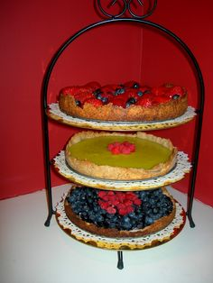 Tart trilogy