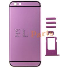 Apple iPhone 6 Plus Metal Full Assembly Replacement Housing Cover(Purple) http://www.laimarket.com/apple-iphone-6-plus-metal-full-assembly-replacement-housing-coverpurple-p-3116.html