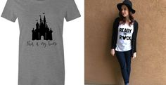 Character Inspired Ladies Tees - New Designs - $14.99! - http://www.pinchingyourpennies.com/character-inspired-ladies-tees-new-designs-14-99/ #Disneyinspiredtees, #Jane