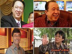 5 Orang Indonesia yang Terdaftar Dalam Orang Terkaya di Asia