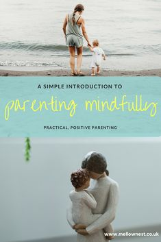 Parenting can be challenging and often our children's behaviours can push our buttons. Take a moment to step back and think about how you can use mindfulness in your parenting journey.