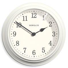 The Nantucket in white by Newgate Clocks