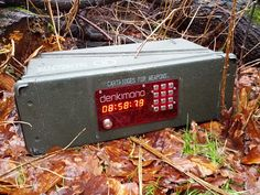 The airsoft/paintball timer provides a countdown that can only be stopped by entering a secret PIN.