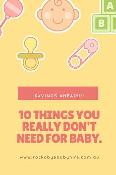 Baby must-haves: A checklist for the first year Babies need stuff – and lots of it! Use our checklist of baby must-haves to stock. Baby Must Haves, Baby Rolling Over, Best Baby Items, Baby Checklist, Parents, Baby Registry, Having A Baby, Baby Sleep, Baby Gear