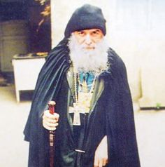 Gabriel Archimandrite of the Georgian Orthodox Church. Holy, canonized by the Georgian Orthodox Church on December 2012 in the guise of the saints. Saint Gabriel, Orthodox Christianity, The Fool, Holi, Saints, Princess Zelda, Punk, People, Byzantine