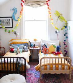 Lovely kinderzimmer fensterdeko gardinen mit niedlichen farben Badezimmer Ideen u Fliesen Leuchten Dekoration Pinterest Fensterdeko Sch ne kinderzimmer