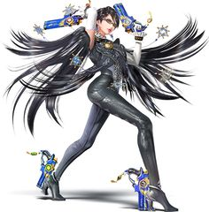 Bayonetta  - Super Smash Bros. downloadable character