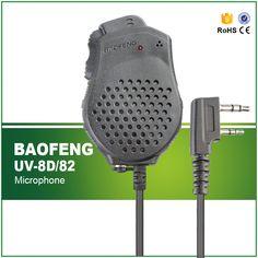 >> Click to Buy << Original Baofeng Mini Dual-PTT Speaker for UV-82 Series/ UV-82HX/UV8D #Affiliate