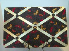 Idea for Making a Decorative Cork Board