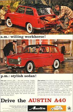 Austin 1960