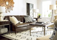 Living Rooms We Love