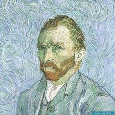 van Gogh autoretrato - Karthaz trabalha para artistas e produtores culturais lutando para financiar seus projetos http://www.karthaz.com (baixe seu ebook grátis aqui)