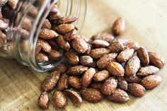 Maple, Bourbon and Bacon Spiced Walnuts | Recipe | Bourbon, Bacon and ...