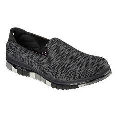108bdc8a836b Women s Skechers GO FLEX Walk Ability Slip On Walking Shoe Black