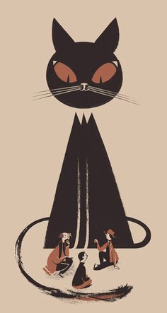 Roman Muradov's interpretation of novel I am a Cat by Natsume Soseki
