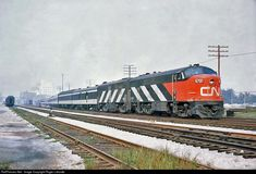 RailPictures.Net Photo: CN 6700 Canadian National Railway CPA16-5 C-Liner at Windsor, Ontario, Canada by Roger Lalonde