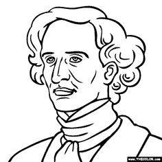 gustav mahler coloring page hector berlioz coloring page