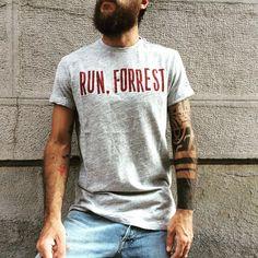 Run Forrest T-Shirt Vintage 55