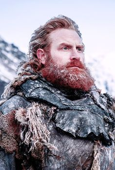 Tormund Giantsbane (7x6) I thought he was going to bite it this ep, after he spent all that time talking about Brienne XD