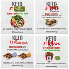 Healthy Crockpot Recipes, Raw Food Recipes, Low Carb Recipes, Healthy Tips, Keto Fast Food, Keto Foods, Paleo Diet, Healthy Dinners For Two, Pruvit Ketones