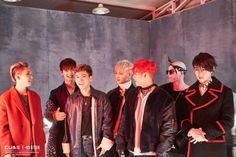 """[Star cast] of BtoB back with a new look """"NEW MEN"""" behind jacket shoot! Naver Entertainment: TV"""