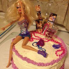 bachelorette cake!!!!!Ha Ha