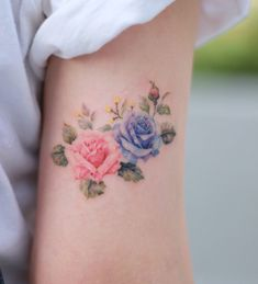 80 Floral Tattoos You Absolutely Can't Miss - Page 8 of 8 - Straight Blasted