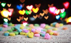 Create your own Valentines Bokeh Photo!