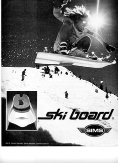 ski boards by sims
