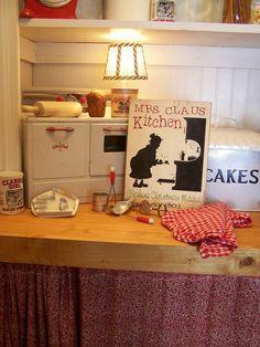 Kitchen Mrs