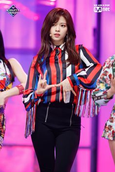 Lovely Twice Photo Part 5 - Visit to See Twice Jungyeon, Twice Kpop, Suwon, Kpop Outfits, Stage Outfits, Kpop Girl Groups, Kpop Girls, Asian Woman, Asian Girl